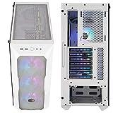 Cooler Master MasterBox TD500 Mesh White Airflow