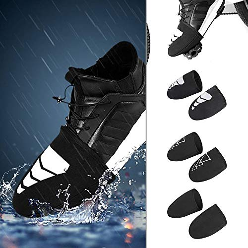 CC Bike Cycling Shoe Covers Warm Half Palm Toe Cover, used for sale  Delivered anywhere in USA
