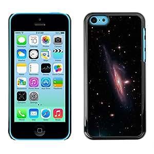 Stuss Case / Funda Carcasa protectora - Golden Black Skies - iPhone 5C