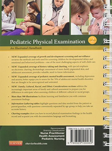 Pediatric Physical Examination: An Illustrated Handbook, 2e