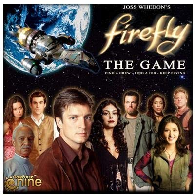Gale Force Nine Firefly: The Game -