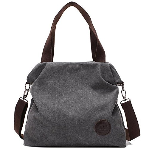 31542d43631c54 Simple Style Women's Handbag Canvas Shoulder Crossbody, used for sale  Delivered anywhere in Canada