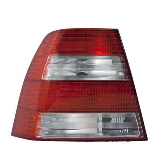VOLKSWAGEN JETTA GEN 4 TAIL LIGHT LEFT (DRIVER SIDE) (SD;GL,GLS) 2004-2005 (Tail Gl Light Left)