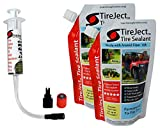 TireJect Tire Sealant - 20oz Tire Repair Kit (Puncture Repair - Flat Tire Protection - Fix Flat Tires)