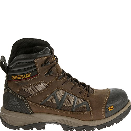 Compressor 6'' Waterproof Composite Toe Work Boot by Caterpillar (Image #1)