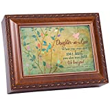 Best Cottage Garden Gifts For Families - Daughter-in-Law Cottage Garden Rich Woodgrain Finish with Rope Review