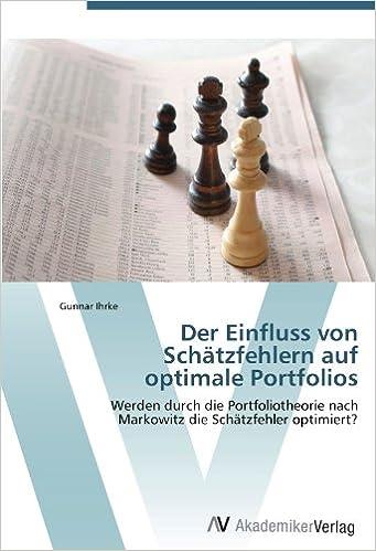Definition of portfolio theory according to Harry M. Markowitz