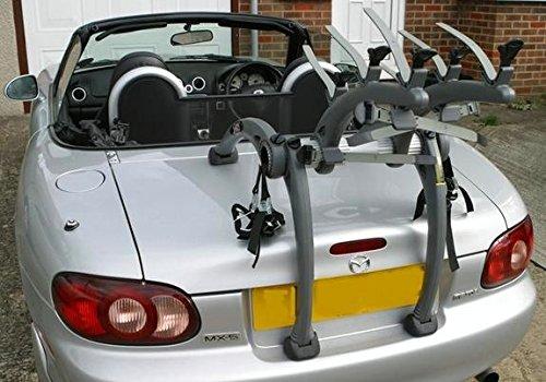 Mazda MX5 Bike Rack: Amazon co uk: Car & Motorbike