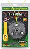 1-2-trim Pro Series Blade - Line - Blower Gas Trimmer Universal Weed Eater Head Replacement