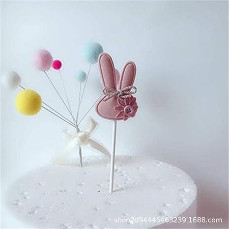 HPPL Decoración de Pastel de Hornear de cumpleaños Amor ...
