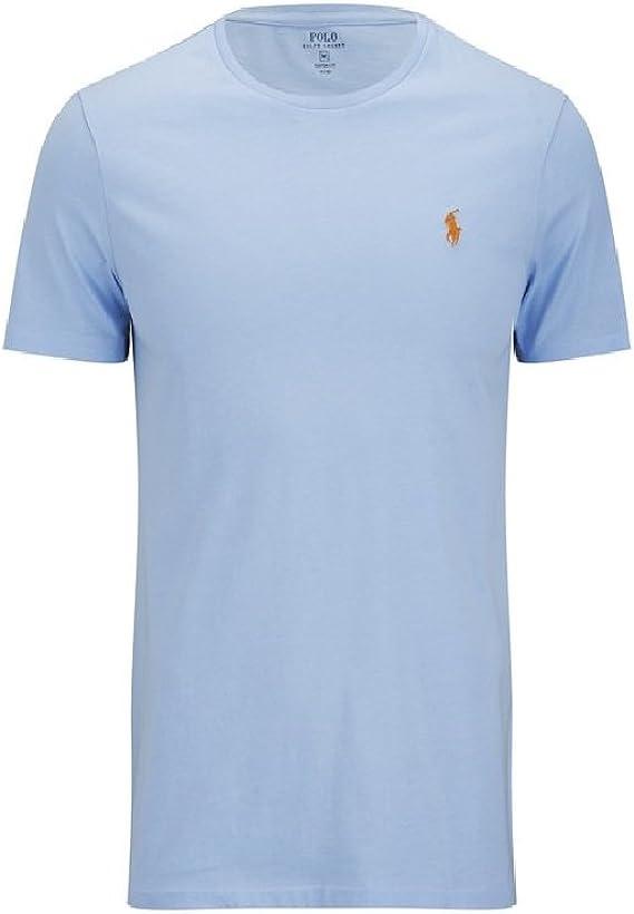 Polo Ralph Lauren - Camiseta de manga corta para hombre, cuello ...