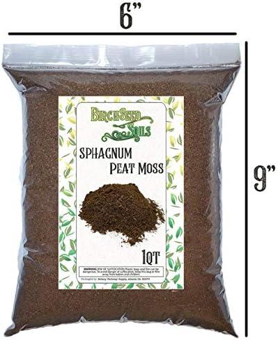 100L Irish Moss Peat **Great Natural Soil Conditioner** --NO ADDITIVES