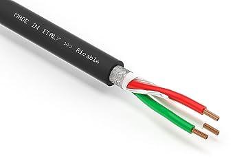 Beautiful Ricable Power U4p U2013 Meterware U2013 Kabel Geschirmt Elektrische Stromkabel 3 X  4 Qmm Highend Mit