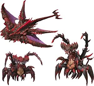 "Bandai Tamashii Nations Destroyah Evolution Set 1995 ""Godzilla vs Destroyah"" S.H.MonsterArts Action Figure"