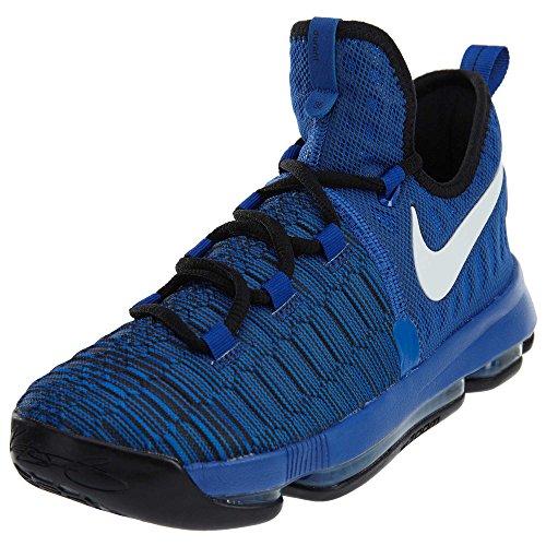 Nike 855908-410, Zapatillas de Baloncesto para Niños Azul (Game Royal / White / Black)