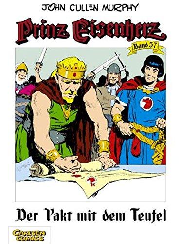 Prinz Eisenherz, Bd.57: Der Pakt mit dem Teufel Taschenbuch – 2002 Murphy Carlsen 3551715572 MAK_new_usd__9783551715579
