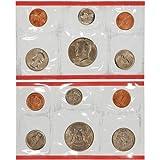 1985 US Mint Uncirculated Coin Set OGP