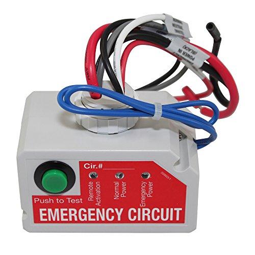Wattstopper ELCU-200 Incandescent Lamp Emergency Lighting Control Unit 120/277 Volt AC