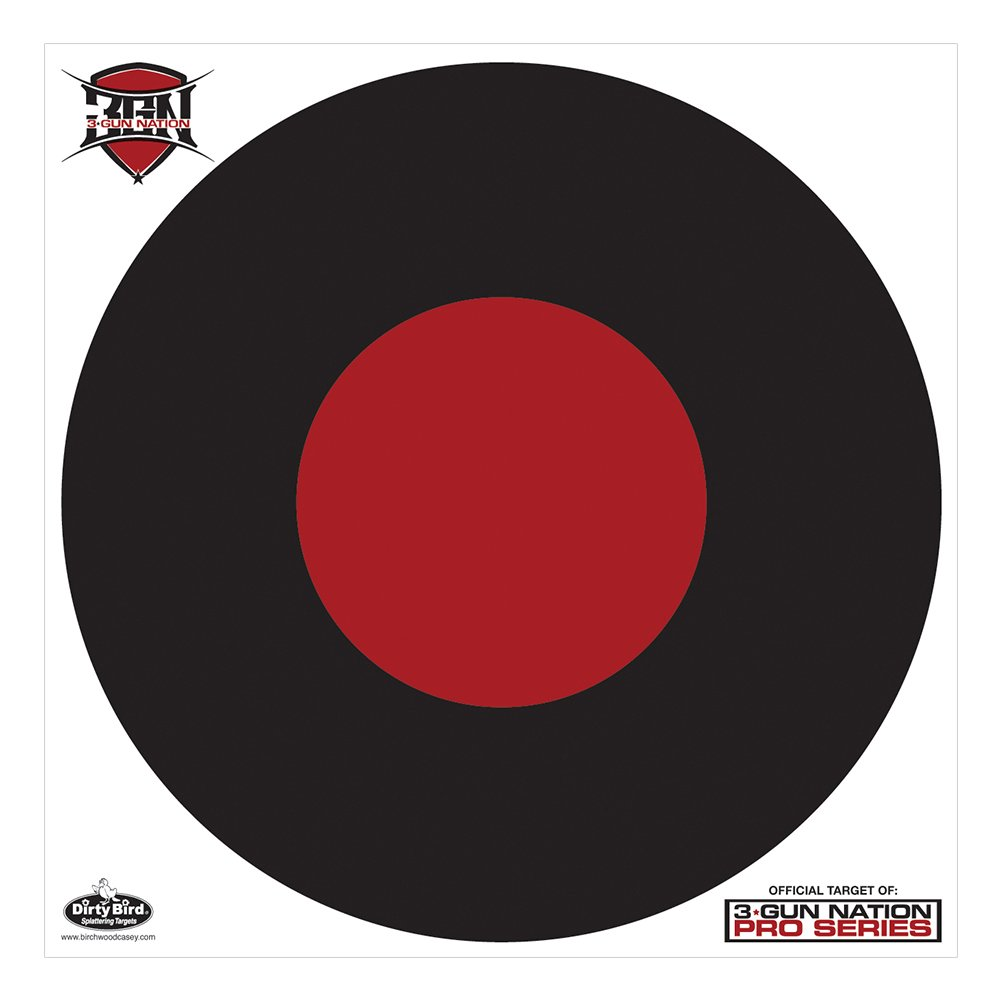 Birchwood Casey 3-Gun Nation Dirty Bird Paper Targets (Per 100), 17.25-Inch by Birchwood (Image #1)
