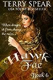 Hawk Fae (The World of Fae Book 6)