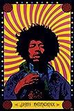 Pyramid America Jimi Hendrix Psychedelic
