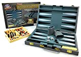 """Best Backgammon Sets - Matty's Toy Stop Deluxe 15"""" Backgammon Briefcase Review"""