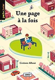 Une page à la fois par Corinne Albaut