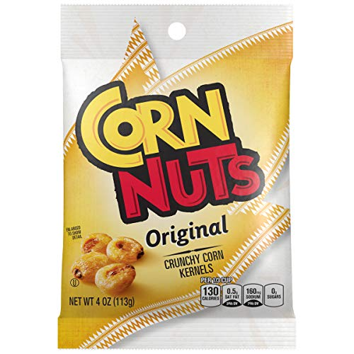 (Corn Nuts Original Crunchy Corn Kernels (4 oz Bags, Pack of 12))