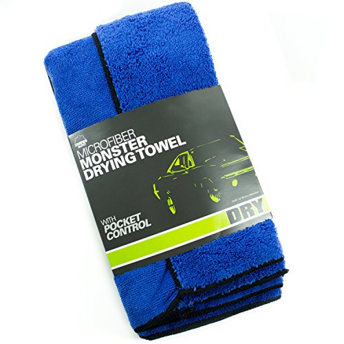 Largest Microfiber Towel: NEW Microfiber Drying Towel Absorbent Extra Large 40 X 25