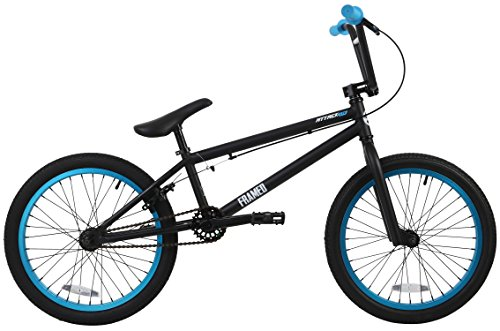 Discover Bargain Framed Attack LTD BMX Bike Mens