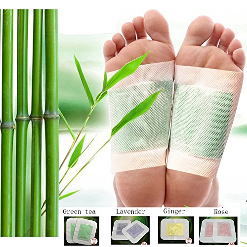 Foot Pads Body Relief Foot Health Package of 20 pcs Foot Care and Pain Relief by CieAnk