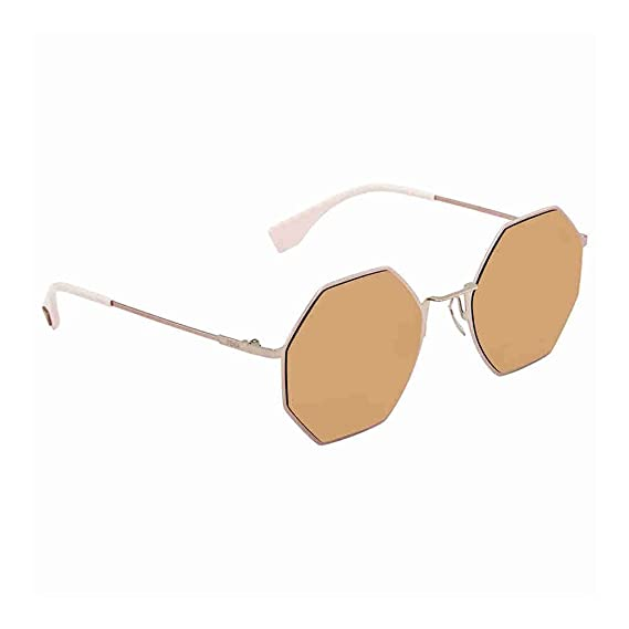 3d65af6dc846 Fendi EYELINE FF 0292 S PINK GREY PINK women Sunglasses  Amazon.co ...