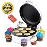 Mini Non-Stick Cupcake Maker For Snack Size