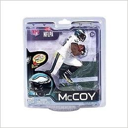 Amazon.com: Mcfarlane NFL 31 Figure Lesean Mccoy Eagles Bronze ...