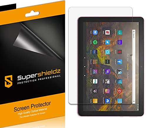 Protector de pantalla antirreflejo antihuella para Fire HD10