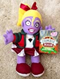 "Zombie High 12"" Tall Blonde Cheerleader Zombie Plush Doll By Sugar Loaf"