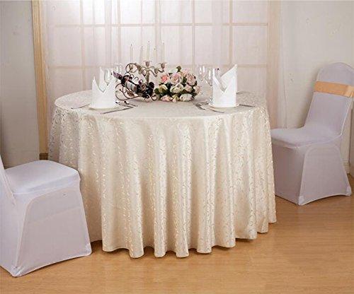 Tischtuch Europäische Restaurant Restaurant Tischdecke Hotel Tischdecke Stoff Home Kaffee Tisch Quadratische runde Tisch Tischdecke Tischdecke Tischsets (Farbe   A, größe   Round 160cm) B0725NH3GB Tischdecken Internationale Wahl    | Ersch