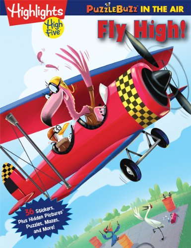 Download Fly High!: PuzzleBuzz In the Air pdf