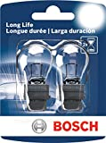 Bosch 3157LL Long Life Light Bulb, 2 Pack