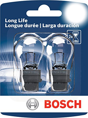 Bosch 7443LL Long Life Light Bulb, 2 Pack