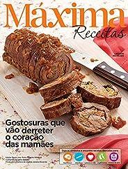 Revista Máxima Receitas - Gostosuras que vão derreter o coração das mamães