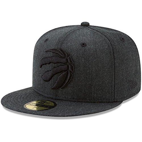 New Era NBA Toronto Raptors Total Tone 9Fifty of Snapback Cap, One Size, Black