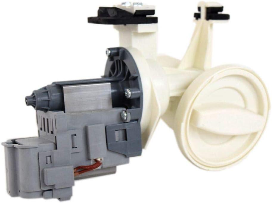 Whirlpool W10730972 Washer Drain Pump Assembly Genuine Original Equipment Manufacturer (OEM) Part
