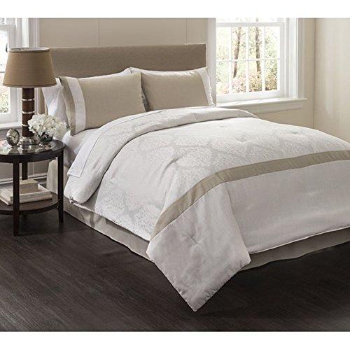 Casa Angelica 4 Piece Comforter Set - Full