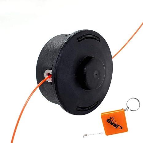 Bobina de hilo de Huri, para desbrozadoras Stihl FS120 FS200 ...