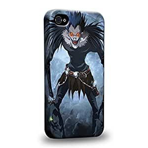 Case88 Premium Designs Death Note Ryuk Death God 1226 Carcasa/Funda dura para el Apple iPhone 4 4s