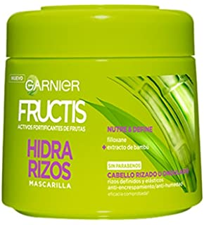Garnier Fructis Mascarilla Hidrarizos - 300 ml