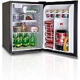 2.6 cubic foot compact dorm refrigerator
