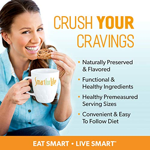 Lavi Enterprises Cookie Diet, Oatmeal Raisin, 198 Grams,  (Pack of 14) by Smart for Life (Image #7)
