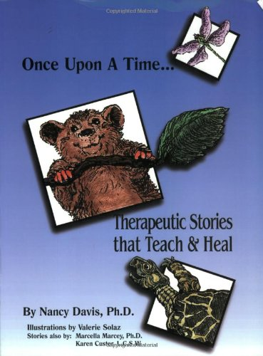 Therapeutic Stories that Teach and Heal by Therapeutic Stories